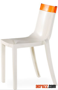 Banquet Furniture Stacking Plastic Hi Cut Dining Chair pictures & photos