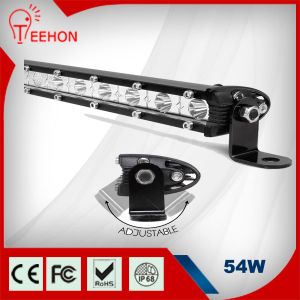 Factory Directly Supply 19inch 54W LED Light Bar pictures & photos