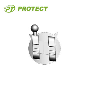 Kitty Shape Metal Orthodontic Bracket pictures & photos