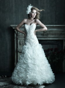 2013 New Style Fashion Wedding Dress (014)