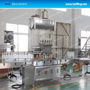 Liquor Glass Bottle Filling Machinery for Small Scale