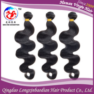 "22"" Cuticle Remy Virgin Hair Extension Body Wave Human Hair Extension (HBWB-A720)"