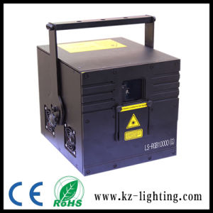 10W Multi Color Programmable Laser Light pictures & photos