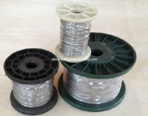 AISI316 7*7-0.6mm Stainless Steel Wire Rope pictures & photos