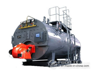 Purifying Agent Processing Gas Fired Oil Fired Hot Water Boiler pictures & photos