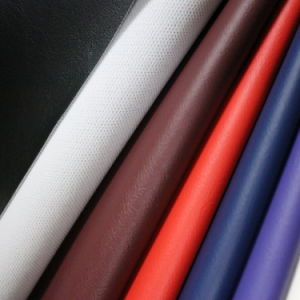 Anti-Mildew Artificial Semi PU Leather for Yacht pictures & photos