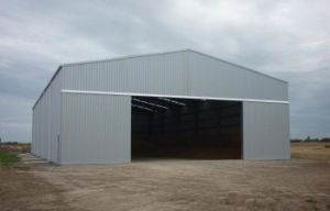 Prefab Light Steel Structure for Storage (KXD-92) pictures & photos