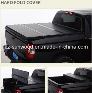 Tri-Fold Hard Tonneau Cover pictures & photos
