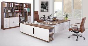 Modern Design Metal Table Frame Office Computer Desk Furniture (HF-B202) pictures & photos
