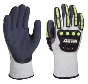 Thermal Work Glove with Latex Dipping (TPR9025) pictures & photos