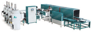 Full-Automatic PU Pouring Machine (ZD-C2-250AA) pictures & photos