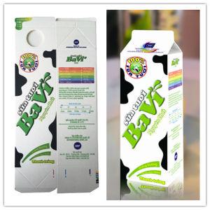 Fresh Milk Gable Top Cartons pictures & photos