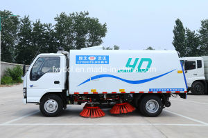 (CXY5063TSLG4) Sanitation Road Sweeping Truck Road Sweeper