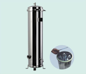 "30"" Ss Cartridge Filter Housing for Industrial RO Water Treatment pictures & photos"
