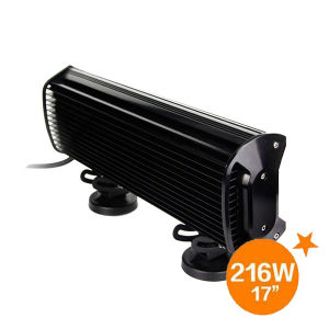 216W IP68 Offroad Quad Row LED Light Bar pictures & photos