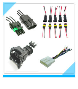 China Manufacturer Car Automotive Wiring Connector pictures & photos