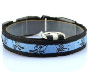 Dog Pluto Black Side Collar, Pet Product pictures & photos