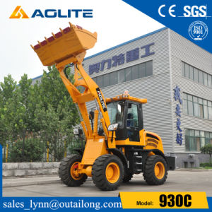 Factory Good Price Small Tractor Front End Wheel Loader pictures & photos