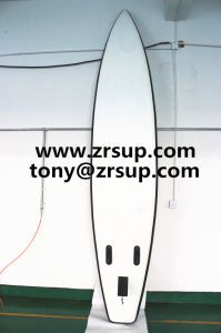 Cheap PVC Coated Fabric Inflatable Stand up Paddle Board pictures & photos