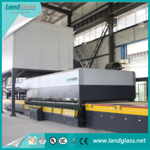 Luoyang Landglass Jet Convection Flat Glass Tempering Furnace Machine pictures & photos