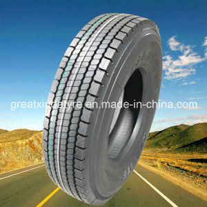 Driving Wheel TBR Tyre 205/75r17.5, Annaite Brand Radial Truck Tyre pictures & photos