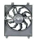 Auto Parts for Hyundai Santafe 25380-2b100 Electric Cooling Fan pictures & photos