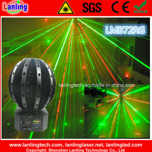 High Power Beam-Storm Spinning Disco Magic Laser Ball Moving Head pictures & photos