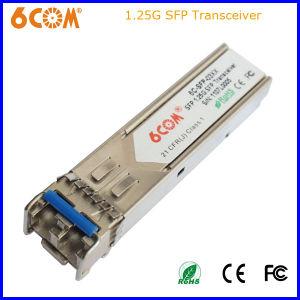 1.25g 550m Reach LC Connector SFP Wavalenth 850nm SFP Fiber Module