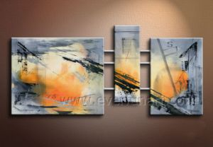 Home Decoration Modern Abstract Canvas Art (XD3-253) pictures & photos