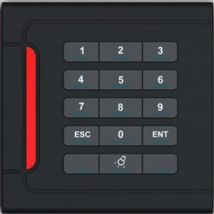 IC or ID Card Reader with Keypad (JS-302-26) pictures & photos