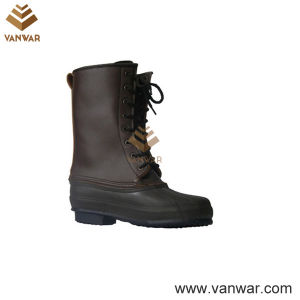 Waterproof Canadian Women Snow Boots (WSB011) pictures & photos