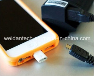 8-Pin Lightning to Micro USB Adapter pictures & photos