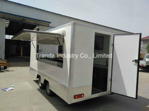 2017 China Cheapest Mobile Food Cart for Street Fast Food pictures & photos