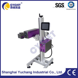 New Design CO2 Laser Marking Machine for Pet Water Bottle pictures & photos