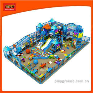 Underwater World Theme Children Soft Indoor Playground pictures & photos