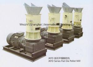 Weizhi Flat Die Pellet Mill