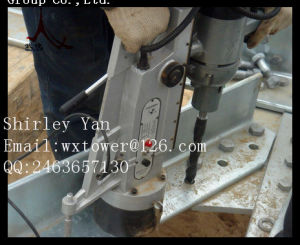 110kv Lattice Steel Tower pictures & photos