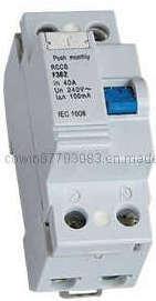 ELCB Circuit Breakers F360 pictures & photos