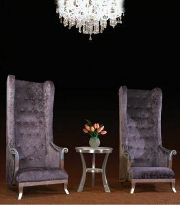 Hotel Furniture/Restaurant Furniture/Luxury Hotel Sofa/Hotel Antique Sofa/Classic Sofa for Hotel (GLNS-1001) pictures & photos
