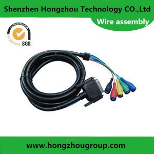 Wire Harness for Waterproof Molding Cable Assembly pictures & photos