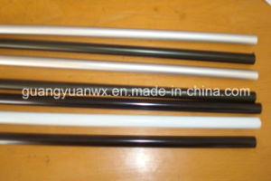 Anodized Extrusion Aluminium Pipe 6060 pictures & photos