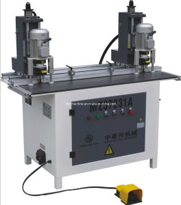 Double Head Hinge Woodworking Machine