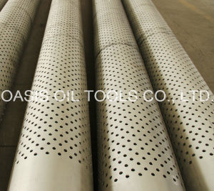 ASTM A312 Stainless Steel 316L Perforated Casing Pipe