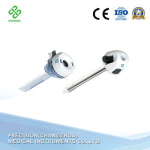 Laparoscopic Surgery Disposable Straight Trocar pictures & photos