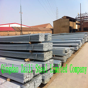 Direct Manufacturers, Q235B Q345b Galvanized Equilateral Angle Steel Equilateral Angle Steel of Various Types pictures & photos