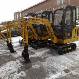 Xgma Mini Excavator Xg806 pictures & photos