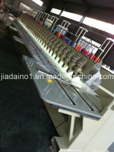 433 Flat Embroidery Machine Body Heavy pictures & photos