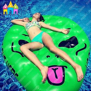 PVC Air Inflatable Floating Alienware Et Aliens Saucer Man Floats pictures & photos