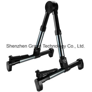 Aluminum Alloy Guitar Stands for Guitar/Bass/Violin/Ukulele (GS-10) pictures & photos