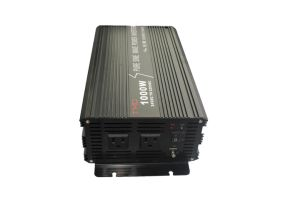 High Efficiency Green Power Single Phase off Grid Solar 1kw Inverter DC 12V/ 24V to AC 220V 1000W 1000 Watt 2000W Pure Sine Wave Inverter pictures & photos